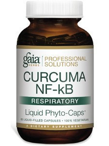 Gaia Herbs/professional Solutions Curcuma NF-kB: Respiratory 60 caps