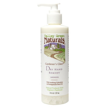 Valley Green Naturals Gardener's Glee! Dry Hand Remedy, Lavender, 8 fl oz