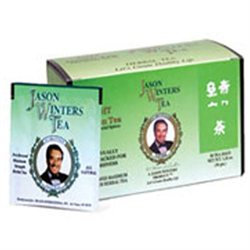 Jason Winters GHT Green Tea - 30 Tea Bags
