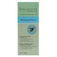 Collective Wellbeing Whirled Peas Firming Face Mask