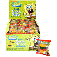 Spongebob Krabby Patties