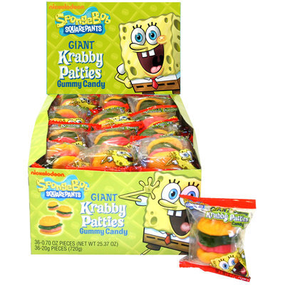 Spongebob Krabby Patties