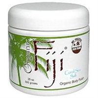 Organic Fiji - Body Polish Coral Sea Salt - 20 oz.