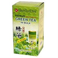 Uncle Lees Tea Premium Jasmine Green Tea in Bulk, 5.29 oz, Uncle Lee's Tea