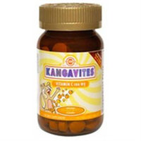 Solgar Kangavites Vitamin C - Orange Burst