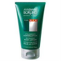 Borlind of Germany - Annemarie Borlind Natural Care For Men Revitalizing Body Lotion - 5.07 oz. CLEARANCE PRICED