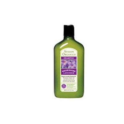 Avalon Active Organics Avalon Organics Nourishing Shampoo - 2 pk.