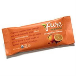 PureBar - Pure Organic Bar Cranberry Orange - 1.7 oz.