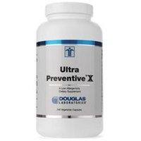 Douglas Laboratories - Ultra Preventive X - 240 Vegetarian Capsules