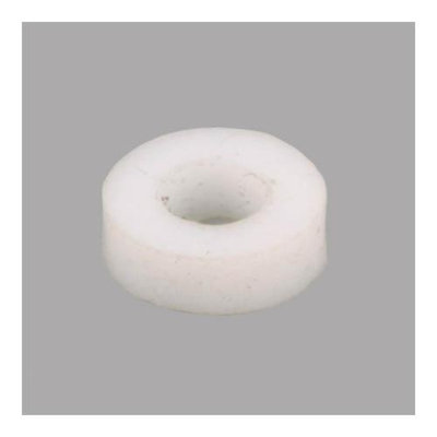 Nylon Propeller Washer: 8x3x1.5mm