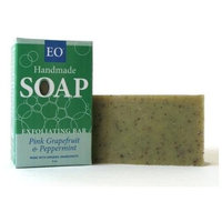 EO PRODUCTS Organic Exfoliating Bar Soap Pink Grapefruit & Peppermint 1 bar