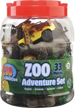 Wild Republic Bucket Zoo - 1 ct.