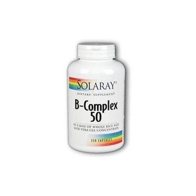 Solaray B-Complex 50 - 250 Capsules
