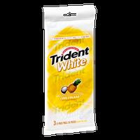 Trident White Cool Colada Sugar Free Gum