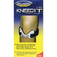 Bell-Horn KneedIT Knee Guard in White / Black