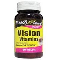 Mason Natural, Vision Vitamins, 60 Tablets