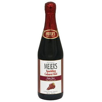 Meier's Grape Sparkling Red Cabaret 100% Juice