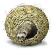 Super Pet Guinea Pig Grassy Roll-a-Nest Medium Hideout