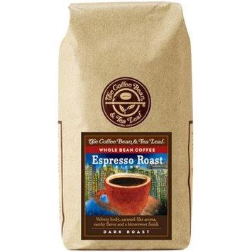 Cbtl The Coffee Bean & Tea Leaf Espresso Roast Blend Dark Roast Whole Bean Coffee, 12 oz