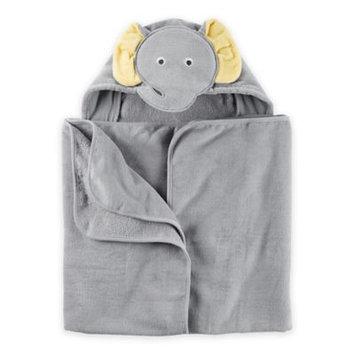 Carter's® Baby Elephant Puppet Towel