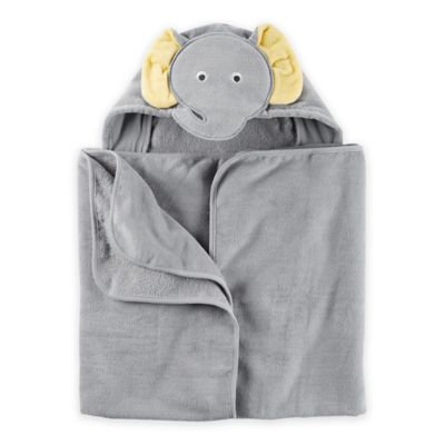 Carter's® Baby Elephant Puppet Towel