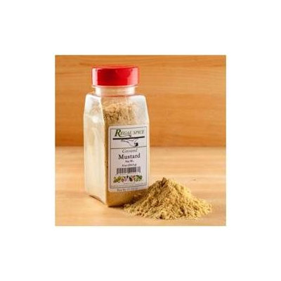 Frontier Herb 34130 Ground Yellow Mustard Seed