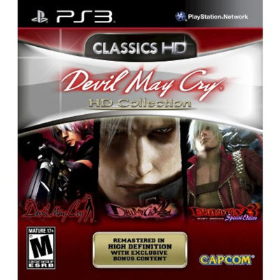 Capcom USA Devil May Cry HD Collection (PlayStation 3)