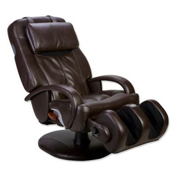 Human Touch Massage Chair Model HT-7120, Espresso, 1 ea