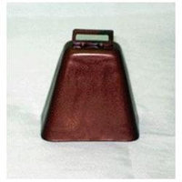 Worens Group Long Distance Cow Bell Copper 4 3 4 Inch - CB900714