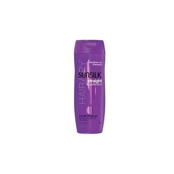 SUNSILK Straighten-Up Shampoo 12 oz. Straight Perfection (Pack of 2)