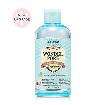 Etude House ETUDE Skin toner Wonder Pore Freshener 500ml-2014 NEW + Cotton Pad 50pcs