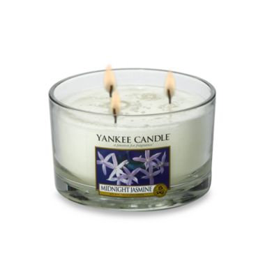Yankee Candle Midnight Jasmine 3-Wick Candle