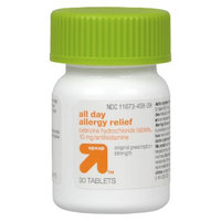 up & up All Day Allergy Relief Ceterizine Tablets
