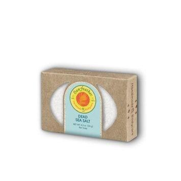 Dead Sea Salt Soap Sunfeather 4.3 oz Cream