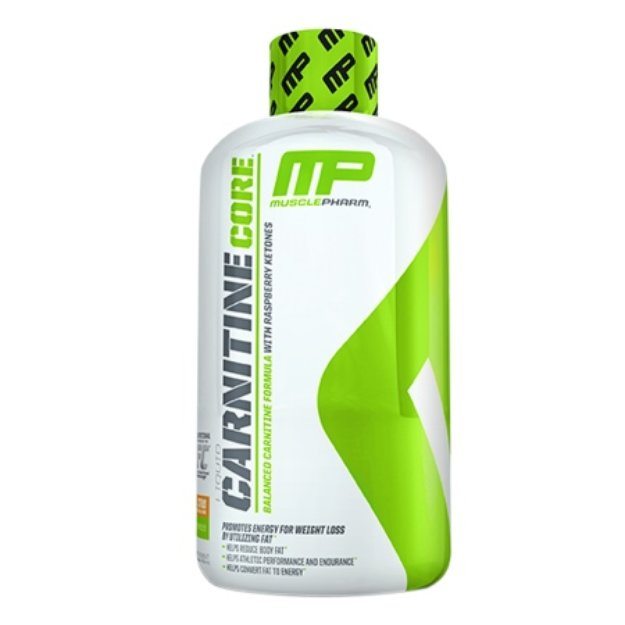 MusclePharm Liquid Carnitine Core Citrus