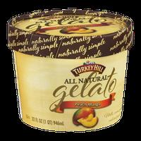 Turkey Hill Gelato Peach Mango