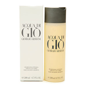 Giorgio Armani Acqua Di Gio for Men Hair & Body Shampoo