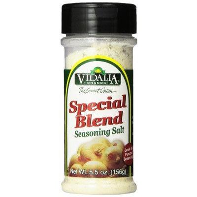 Vidalia Brand Special Blend Seasoning Salt, 5.5-Ounce (Pack of 4)