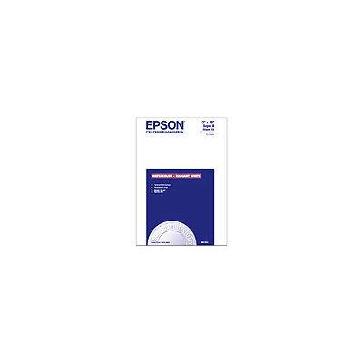 EPSON AMERICA S041351 PAPER WATERCOLOR RADIANT WHITE