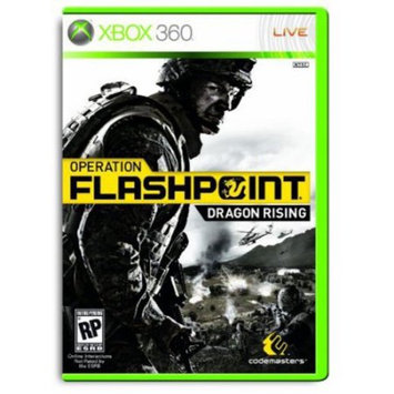 Operation Flashpoint 2: Dragon Rising Xbox 360 Game Codemasters