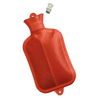 Mabis Healthcare Rubber Water Bottle