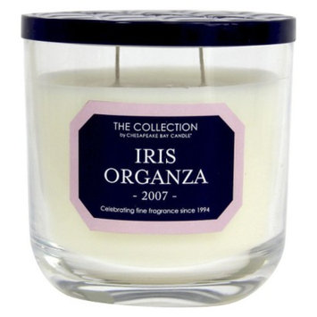 THE Collection Floral Container Candle