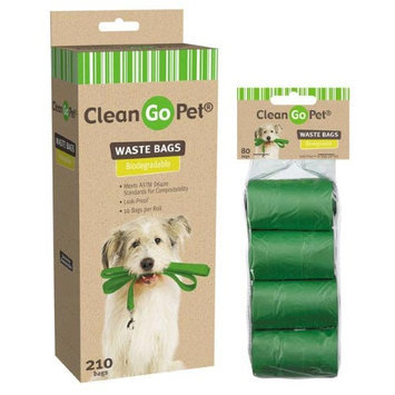 Pet Edge Dealer Services CGP Biodegradable Pet Waste Bags 21Pk