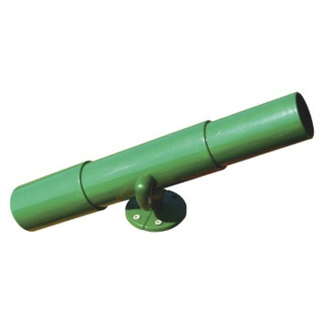 Green Plastic Telescope