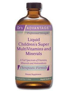 Drs Advantage Childrens Super MultiVit & Min 16 oz by Dr.'s Advantage
