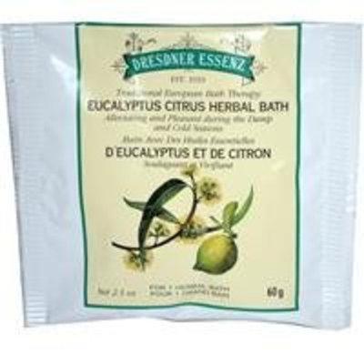 Dresdner Essenz Eucalyptus Citrus Herbal Bath Powder - 2.1 oz