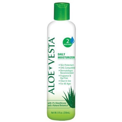 ConvaTec Aloe Vesta 2-n-1 Skin Conditioner - 8 oz Bottle - - Case of 48