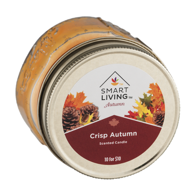 Smart Living Autumn Scented Candle