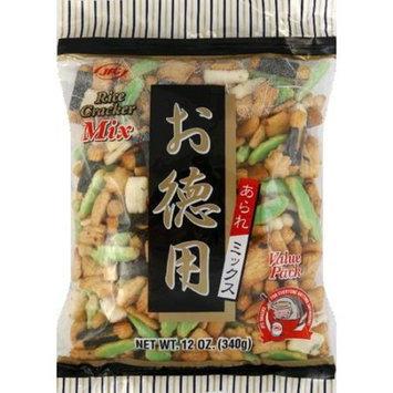 Jfc: Rice Cracker Mix, 12 Oz