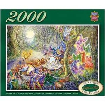 Masterpieces Puzzles Josephine Wall Cirrius Tales Parade 2000 Pcs Ages 13+